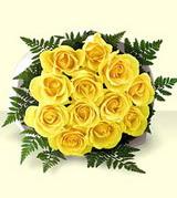 Kıbrıs 14 şubat sevgililer günü çiçek  12 adet sarigül kalite buket
