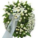 son yolculuk  tabut üstü model   Kıbrıs uluslararası çiçek gönderme