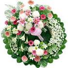 son yolculuk  tabut üstü model   Kıbrıs anneler günü çiçek yolla
