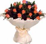11 adet gonca gül buket   Kıbrıs çiçek gönderme