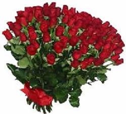 51 adet kirmizi gül buketi  Kıbrıs çiçek siparişi vermek