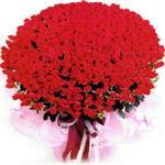 Kıbrıs İnternetten çiçek siparişi  1001 adet kirmizi gülden çiçek tanzimi