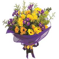 Kıbrıs çiçek gönderme  Karisik mevsim demeti karisik çiçekler