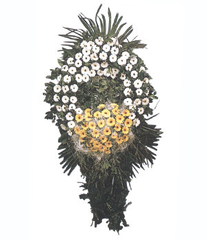 Kıbrıs çiçek , çiçekçi , çiçekçilik  Cenaze çelenk , cenaze çiçekleri , çelengi