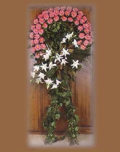 Kıbrıs çiçekçi telefonları  Cenaze çelenk , cenaze çiçekleri , çelengi