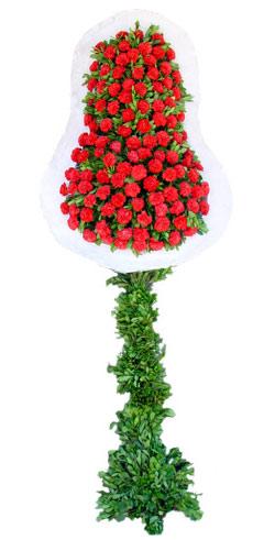 Dügün nikah açilis çiçekleri sepet modeli  Kıbrıs çiçek yolla