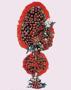 Dügün nikah açilis çiçekleri sepet modeli  Kıbrıs çiçek satışı