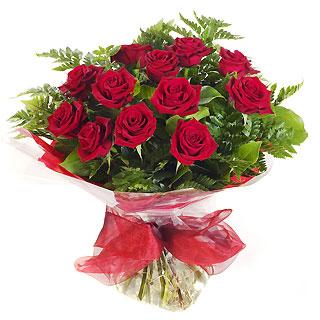 Ucuz Çiçek siparisi 11 kirmizi gül buketi  Kıbrıs çiçek mağazası , çiçekçi adresleri