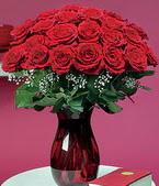 Kıbrıs çiçek mağazası , çiçekçi adresleri  11 adet Vazoda Gül sevenler için ideal seçim