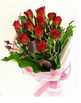 11 adet essiz kalitede kirmizi gül  Kıbrıs çiçek online çiçek siparişi
