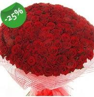 151 adet sevdiğime özel kırmızı gül buketi  Kıbrıs çiçekçiler