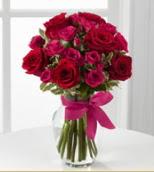 21 adet kırmızı gül tanzimi  Kıbrıs 14 şubat sevgililer günü çiçek