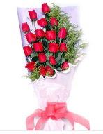 19 adet kırmızı gül buketi  Kıbrıs anneler günü çiçek yolla
