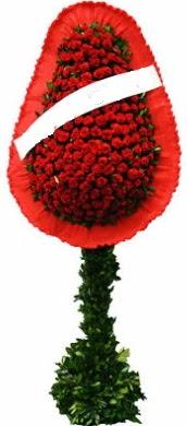 Tek katlı görsel düğün nikah açılış çiçeği  Kıbrıs internetten çiçek satışı