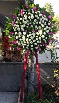 Kıbrıs online çiçek gönderme sipariş  Cenaze Çelengi  Kıbrıs çiçekçiler