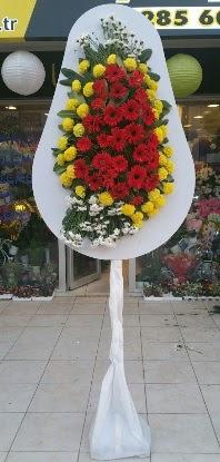 Tek katlı düğün nikah açılış çiçeği  Kıbrıs cicek , cicekci