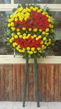 Cenaze çelengi çiçek modeli  Kıbrıs güvenli kaliteli hızlı çiçek