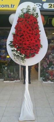Tek katlı düğün nikah açılış çiçeği  Kıbrıs uluslararası çiçek gönderme