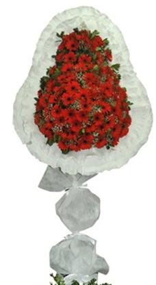 Tek katlı düğün nikah açılış çiçek modeli  Kıbrıs 14 şubat sevgililer günü çiçek