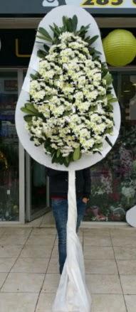 Tek katlı düğün nikah açılış çiçekleri  Kıbrıs çiçek satışı