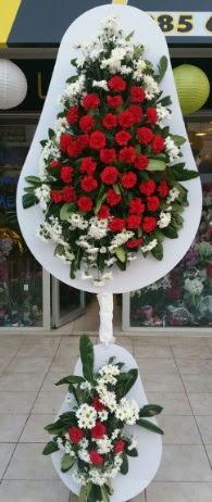 2 katlı nikah çiçeği düğün çiçeği  Kıbrıs çiçek satışı