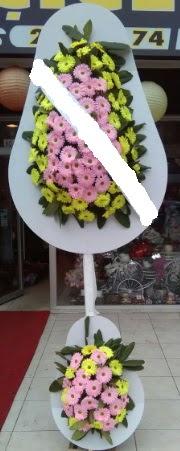 Çift katlı düğün nikah açılış çiçeği  Kıbrıs çiçek online çiçek siparişi