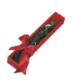 Kıbrıs çiçek mağazası , çiçekçi adresleri  tek kutu gül sade ve sik