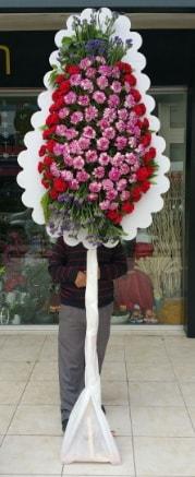 Tekli düğün nikah açılış çiçek modeli  Kıbrıs ucuz çiçek gönder