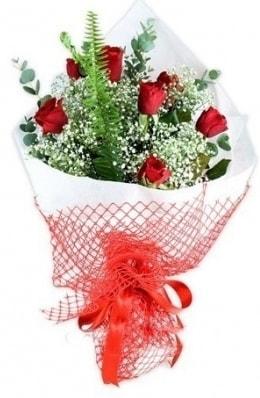 7 adet gülden kız arkadaşıma çiçek  Kıbrıs çiçek , çiçekçi , çiçekçilik