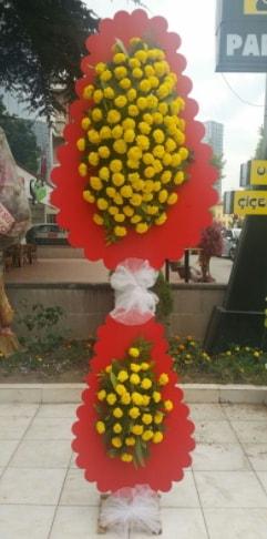 Düğün nikah açılış çiçek modeli  Kıbrıs çiçekçiler