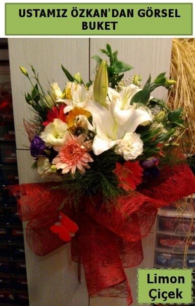 Karışık görsel mevsim çiçeği  Kıbrıs çiçekçi mağazası
