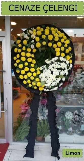 Cenaze çiçeği çelengi modelleri  Kıbrıs ucuz çiçek gönder