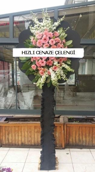 Hızlı cenaze çiçeği çelengi  Kıbrıs çiçekçi telefonları