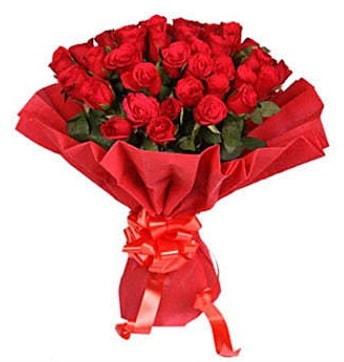 41 adet gülden görsel buket  Kıbrıs ucuz çiçek gönder