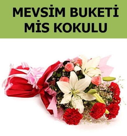 Karışık mevsim buketi mis kokulu bahar  Kıbrıs çiçekçi mağazası