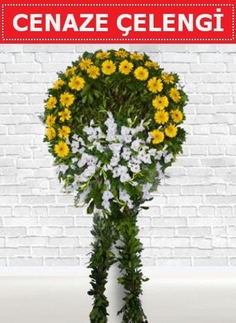 Cenaze Çelengi cenaze çiçeği  Kıbrıs çiçek gönderme