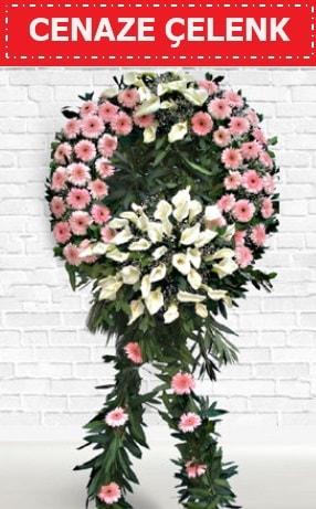 Çelenk Cenaze çiçeği  Kıbrıs çiçek siparişi sitesi