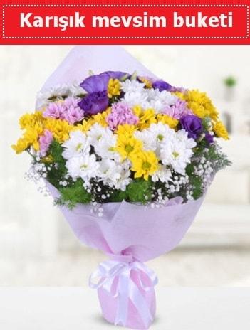Karışık Kır Çiçeği Buketi  Kıbrıs online çiçekçi , çiçek siparişi
