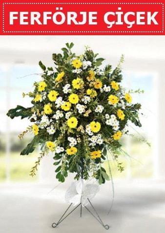 Ferförje çiçeği modeli  Kıbrıs çiçek gönderme