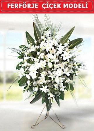 Ferförje çiçek modeli  Kıbrıs çiçekçi mağazası